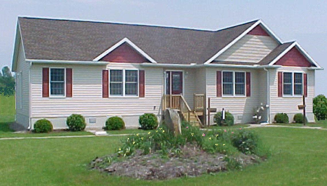 Geoffrey Front2 Home lake City Homes